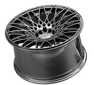 "20"" Wheel Set XXR Mustang Camaro Staggered 20x9 & 20x10 Wheels"