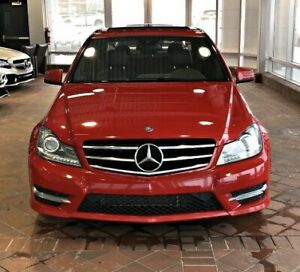 2012 Mercedes Benz c300 sport 4matic Amg package