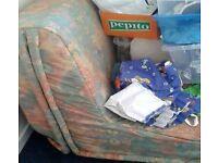******** Free sofa bed************