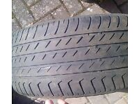 2 x tyres 205/50/R16