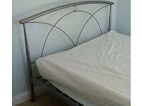 Bed frame + mattress for Sale!