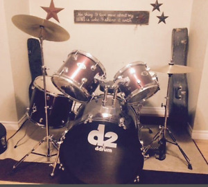 d2 by ddrum set