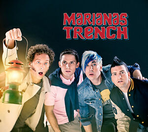 Marianas Trench-Guelph Sleeman Ctr-January 28th