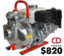 Aussie Pumps - QP205SE Fire Chief - 5.5HP Honda GX160 Wingfield Port Adelaide Area Preview