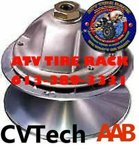 CVTECH TRAIL BLOCK CLUTCHES ATV & UTV -- ATV TIRE RACK
