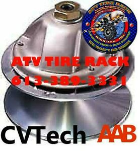 CVTECH TRAIL BLOCK CLUTCHES at ATV TIRE RACK - why pay more?!