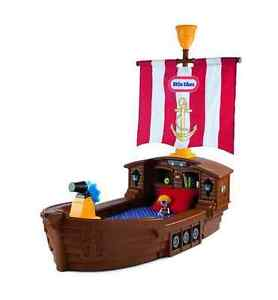 Little Tikes - Pirate Toddler Bed