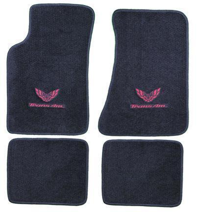 Trans Am Floor Mats Ebay