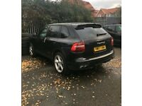 Porsche Cayenne S 4.8 (380bhp) - 1 owner *BARGAIN* hpi clear x5 x6 amg ml turbo 4x4