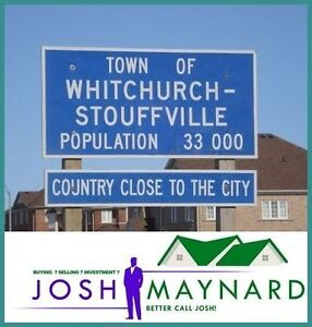 Buy Stouffville It's A Great Town!