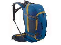 Trangoworld Spark 30L Blue Backpack