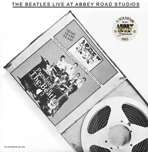 the beatles live at abbey road studio 2 lp record albums