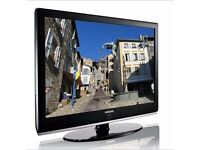 """Excellent 40"""" SAMSUNG LCD TV full hd ready 1080p, freeview"""