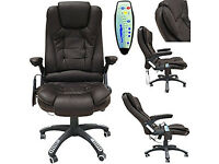 6 Point Massage Chair