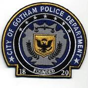 Movie Police Patch