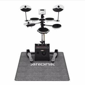 electronic drum kit - AROMA TDX-10 - BLACK