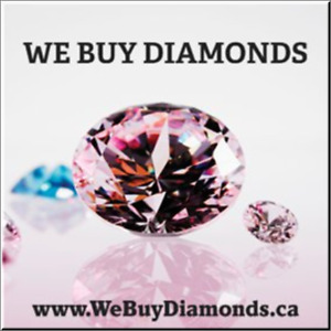 Diamond Buyer - We Buy Diamonds! We even buy broken diamonds!