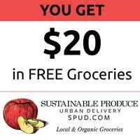 Free Groceries - Abbotsford
