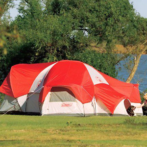 Coleman Somerset 10 person Tent for sale