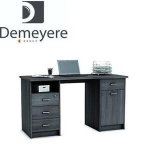 NEW DEMEYERE MONACO COMPUTER DESK 368020 225961707 Contemporary Vulcano Oak