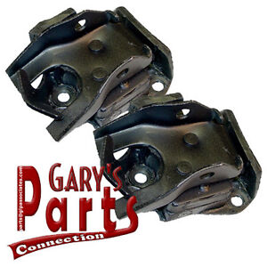 Motor Mounts (Pair) Chevrolet Camaro (1967-68-69-70) w/396 cid