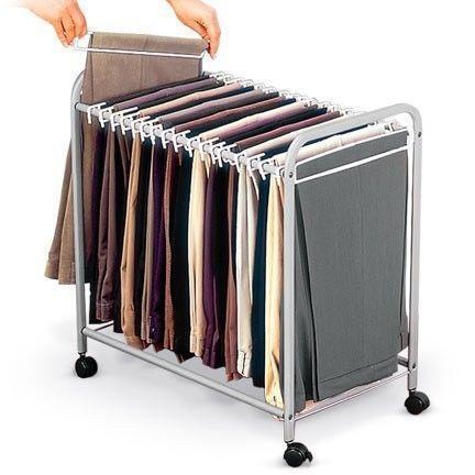 clothes hanger organizer ebay. Black Bedroom Furniture Sets. Home Design Ideas