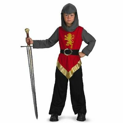 New Narnia Prince Caspian High King Peter Child Costume Small 4-6 - Prince Caspian Costume