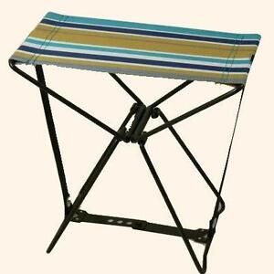 Folding Camping Garden Pocket Fishing Portable Fold Up Collapsible Stool Chair