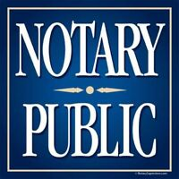 NOTARY PUBLIC - Text/Call: 780-934-8225