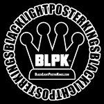 """11x17  /""""Black Light/"""" Poster 2PAC 1"""