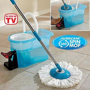 New Hurricane Spin Mop