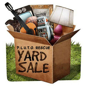 Yard Sale, 24 Shannon Drive, Downsizing