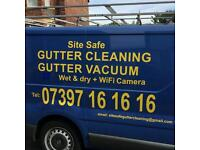 Gutter Cleaning domestic and commercial