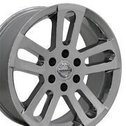 Infiniti QX56 Wheels
