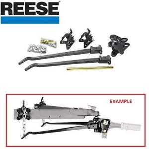 NEW WEIGHT DISTRIBUTION KIT 66022 213420449 REESE TOWPOWER TRUNNION