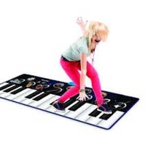 NEW: Musical Step-On Keyboard (6 Ft Long~24 Step-on Piano Keys)