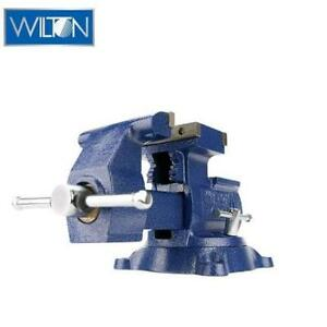 NEW WILTON VISE-SWIVEL BASE 14500 212657003 4500 REVERSIBLE