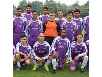 MENS FOOTBALL TEAM, HOUNSLOW WANDERERS - RECRUITING NOW 2016/17