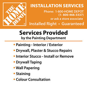 Painting Experts by Home Depot Kingston Kingston Area image 1