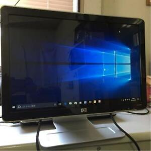 "**HP w1907 Black-Silver 19"" 5ms Widescreen LCD Monitor**"