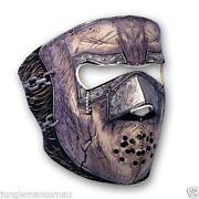 Harley Face Mask