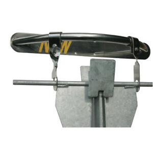 Fluke Style Anchor Rail Mount