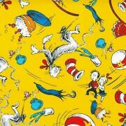 Dr Seuss Fabric