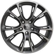 Jeep SRT8 Wheels