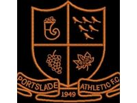 Portslade Athletic FC - looking for new players!