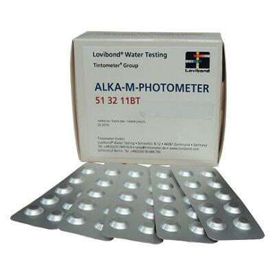 Total Alkalinity Test Tablets Pk.250