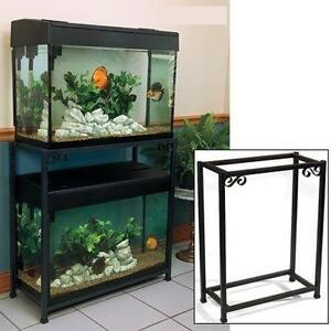 Aquarium Stand | eBay 10 Gallon Fish Tank Stand Metal