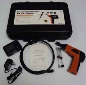 Borescopes Inspection Camera www.microinstruments.ca Wireless Wifi Video and Picture Camera Professional Calibrated