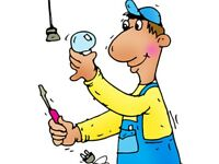 Electrician for Saturday 14th