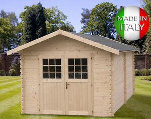 Casetta box in di legno 343x543 34mm casette giardino ebay for Casette in legno usate ebay